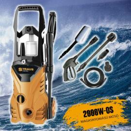 Straus magasnyomású mosó ST/HP2000-10 2000W