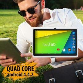 7 colos Quad Core Táblagép Q88H Android 4.4.2-as operációs rendszerrel 2020
