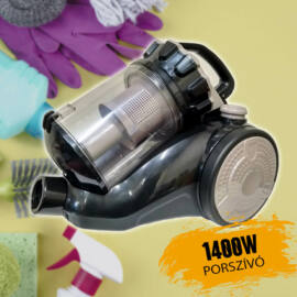 Vacuum Cleaner 1400W porszívó