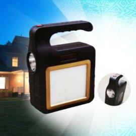 Hordozható napelemes ledes lámpa HW3191