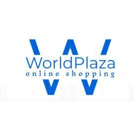 Hilal 2 részes fürdőszobaszőnyeg - narancssárga futó mintás