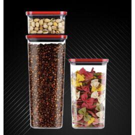NEOFLAM 3 részes műanyag élelmiszer tároló doboz SM-AQ