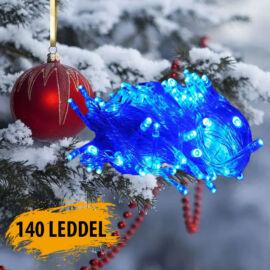 Kék (RGB) ledes izzósor 140 led