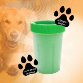 Kutya lábmosó pohár