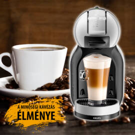 Krups Nescafe Dolce Gusto Mini-Me  eszpresszó kávéfőző KP123B31