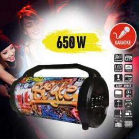 Powerbase hangfal 650W PS0101