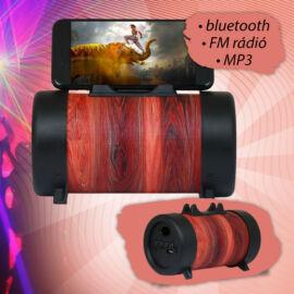 Digitális bluetooth hangszóró mobil állvánnyal CH-M03