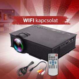 Prémium WIFI LED projektor - Moziélmény WIFI-n keresztül