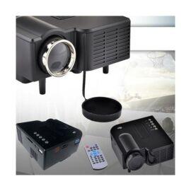 Mini Led Projektor távirányítóval