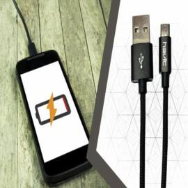 Havit Micro-USB kábel 1m CB727X