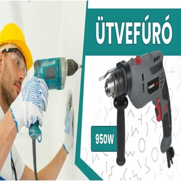 Power drill 950W ütvefúró