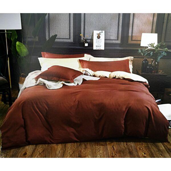 7 részes Lara ágynemű - barna