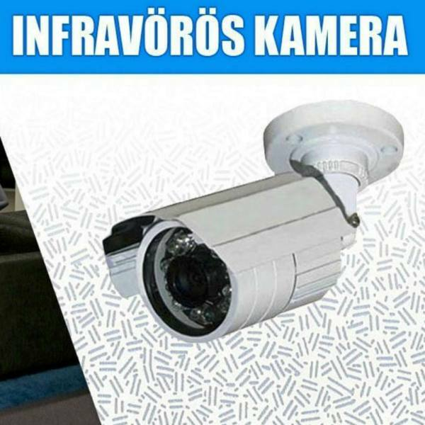 Hengstar infravörös IR kamera