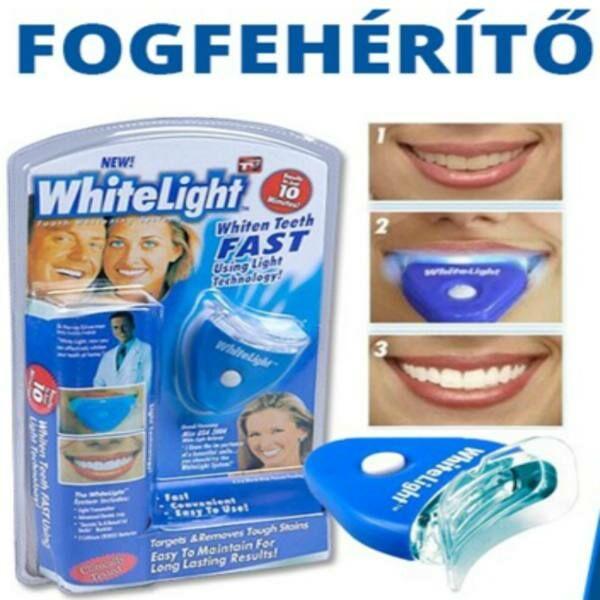 White Light fogfehérítő