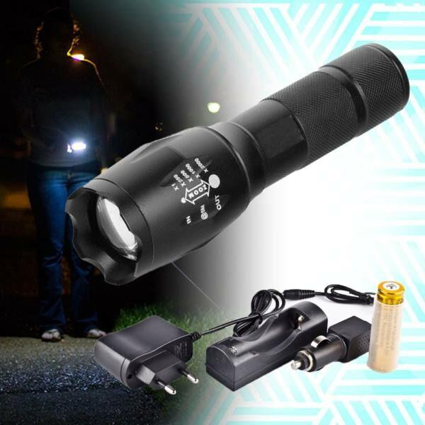 Power Style CREE T6 elemlámpa BL1831