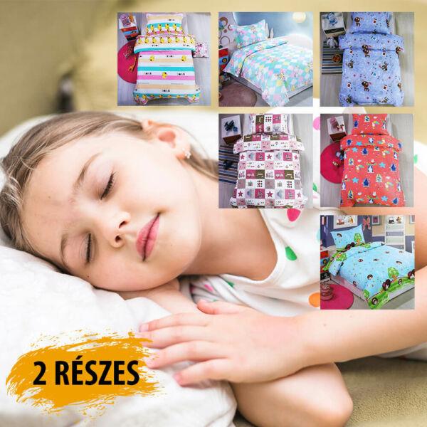 2 részes gyerek ágynemű
