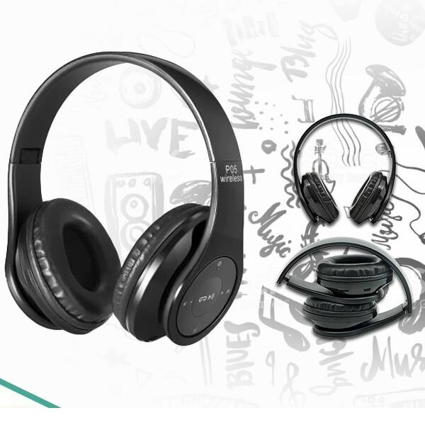 Bluetooth headset P05